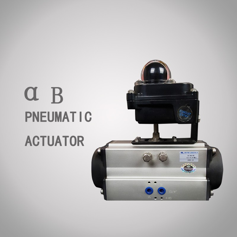 electric stainless steel pneumatic actuator