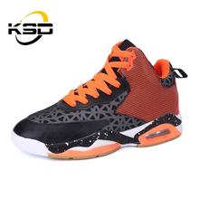 NEW 2017 Hot-sell The Latest Trend 3 Colors High-top Seductive Basketball Shoes For Men