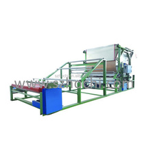 sponge ,leather cloth,fleece vertical mesh belt coating machine,laminating machine