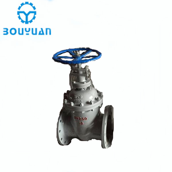 WCB 12 inch Gate Valve Made in China