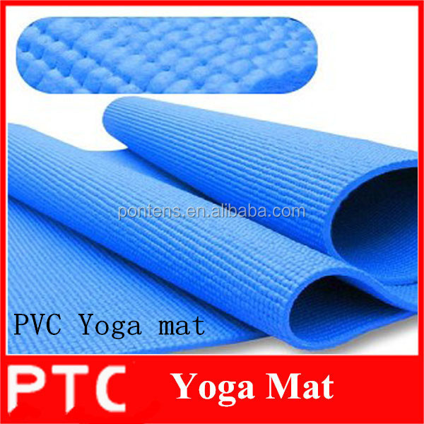 Extra Thick Nbr Foam Excercise Yoga Mat With Straps