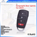 Hot sale rf remote control ev1527 4 button remote learning code remote control