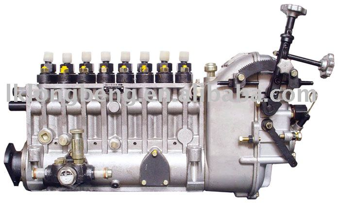 8 cylinders in-line P9 fuel injection pump