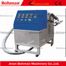 small insulating double low-e glass hot melt glue spreading machine