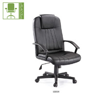 Modern racing style chair parts office leather executive chair with armrest and locking wheels design