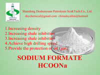 Drilling Fluid&Drilling Mud&Chemical for Oilfield-SODIUM FORMATE (HCOONa)