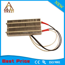 Stainless steel fin heating element/PTC heater