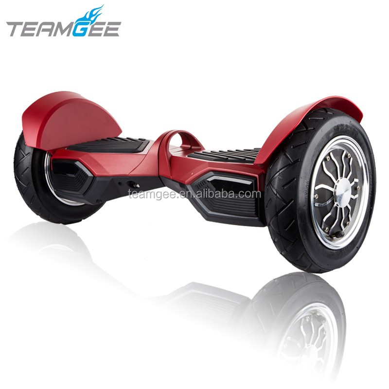 China balance hoverboard outdoor standing electric scooter