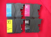 inkjet cartridge Compatible for Brother LC985 LC39 DCP-J125 DCP-J315W DCP-J515W MFC-J220 printer INK