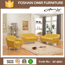 Furniture Living Room New Italian FabricSofa Design Love Seat SF-6001