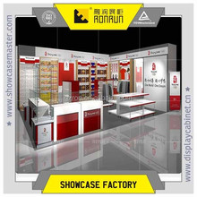 Popular sport clothing store ,special shop decoration design ,for clothes display furniture