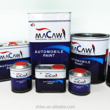 2K Acrylic Clear Coat Car Refinish Paint