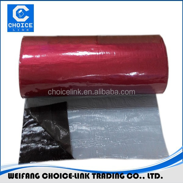 Aluminium self adhesive flashing band\ bitumen flashing tape