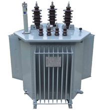 33kV oil type pole mounted electrical power transformer 200kva