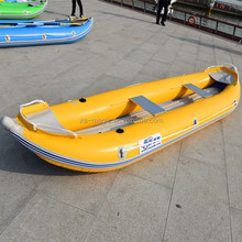 high quality inflatable kayak 2 moveable seats at wholesale price