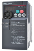 Promotion Mitsubishi VFD single phase Electric Frequency Inverter FR-E720-7.5K-CHT New Original with High Quality Best Price