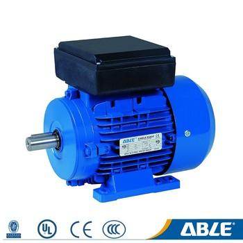 Capacitor Start And Maximum Torque Rotor Run Induction