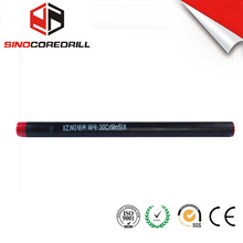1.5m/ 3m BWL NWL HWL PWL Wireline Drill Rod Drill Pipe With Heat Treatment