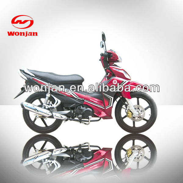 110cc cheap cub popular high performance new motorbikes(WJ110-B)