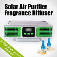 Portable Small Solar Energy Products (Air Purifier Freshener)
