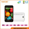 6 inch big touch screen mobile phone IPS screen dual core smartphone android with 3g built in