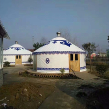 Luxury Event Mongolia Yurt Tent for Party
