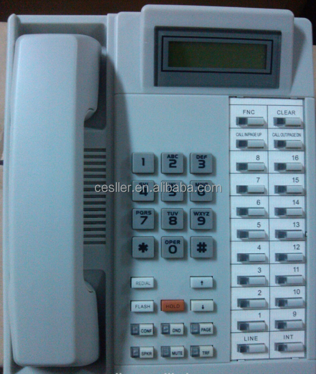 Analog Cordless Phone Type telephone with sim card