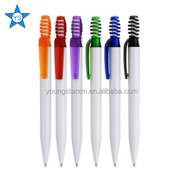 Plastic Material Political Election Ballpoint Pen For Vote
