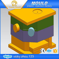 ppr bridge bend pipe fitting mould/taiwan customized hdpe pipe fittings mould
