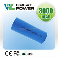 High quality classical 18650 10c lifepo4 battery