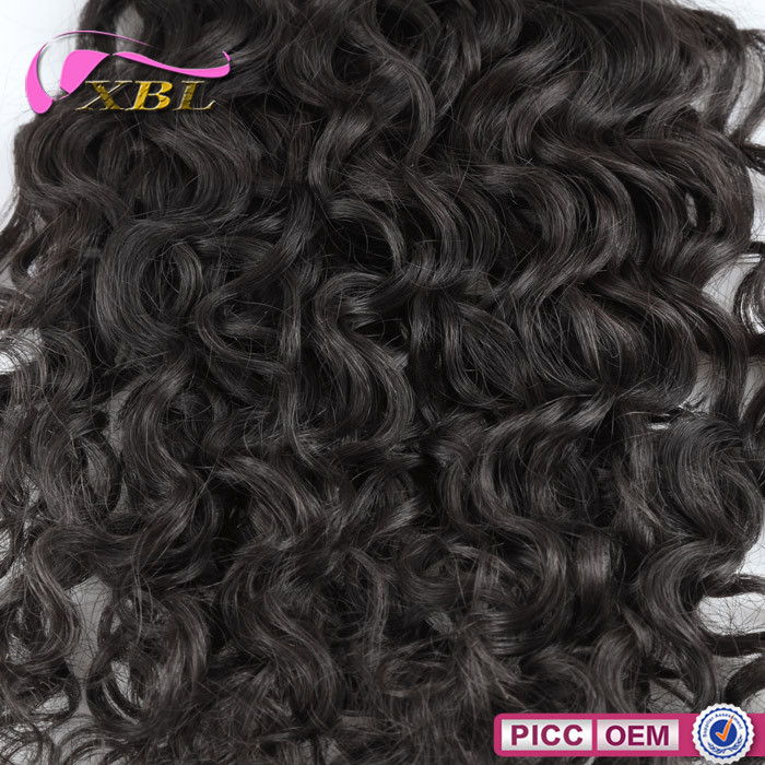 XBL hair easy to color and dye malaysian and brazilian hair wholesale