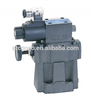 SBSG03 /SBG06/SBG10 series solenoid controlled pilot operated low noise relief hydraulic valves