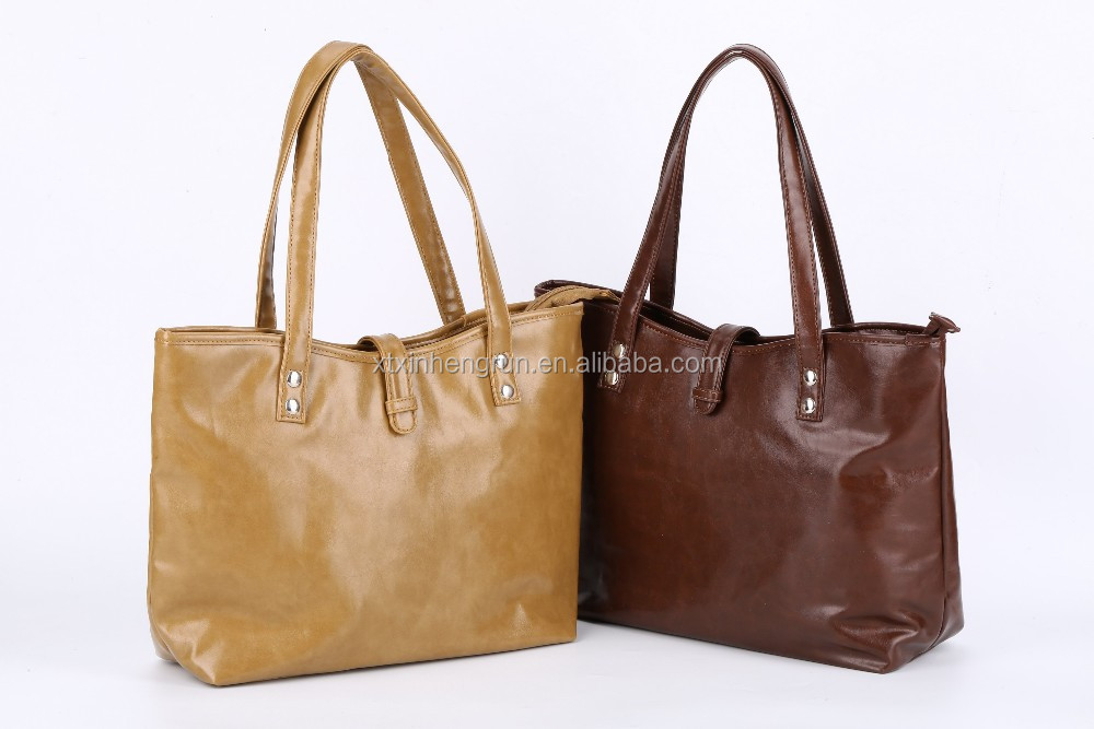 2015 Wholesale Good Quality Fashion Leather Ladies Handbags