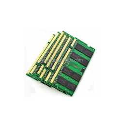 Bulk stock cheap CL2.5 64*8 1g ddr1 laptop memory module