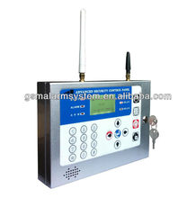 Anti Thief GSM Home Alarm with Two-way intercom and 2 outputs replay