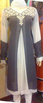 Embroidery Salwar Kameez 3pcs suit