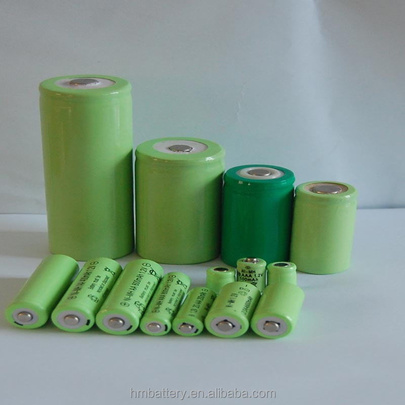 Hengming Fengyun Sealed NI-MH cylindrical rechargeable batteries MH-AA1300H