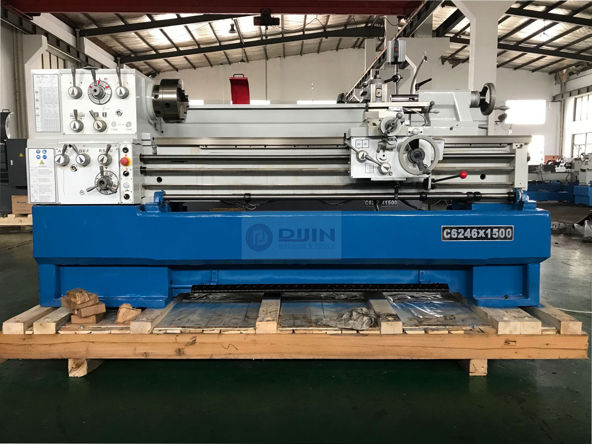 china engine lathe metal lathe c6246 from manufacturer