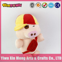 plush kids movies character toys,plush McDull pig toy
