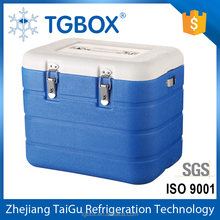 17L Cooler Box PU Insulation Portable Thermal Box for Vaccine Transportation/Storage