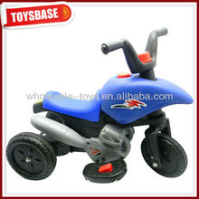 Rechargeable battery toy motorcycle