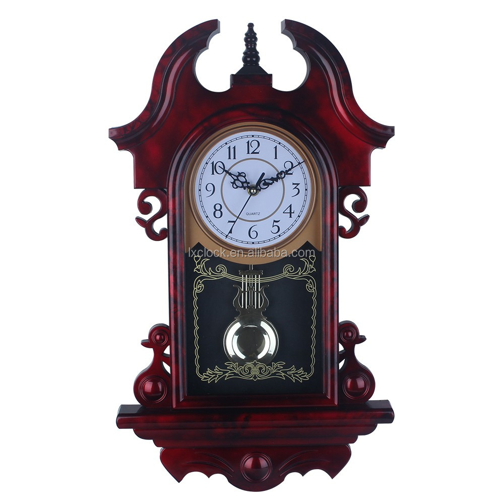 Pendulum grandfather clocks
