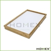 Foldable Breakfast Table Serving Tray With Folding Legs Homex BSCI/Factory