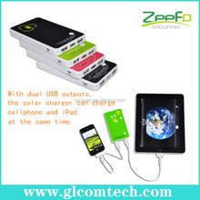 Wholesale alibaba solar charger for samsung galaxy s4 with high efficient solar cell