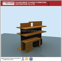 Modern Design Mdf Shoe Shop Display Cabinet