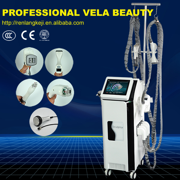 Good suction velasmooth cellulite machine/velashape fat removal machine
