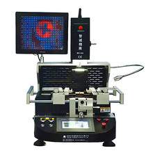 WDS-650 Automatic optical alignment BGA rework station mobile phone repair software for PC motherboard