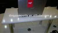 Retail display security shop anti-theft alarm device for laptop