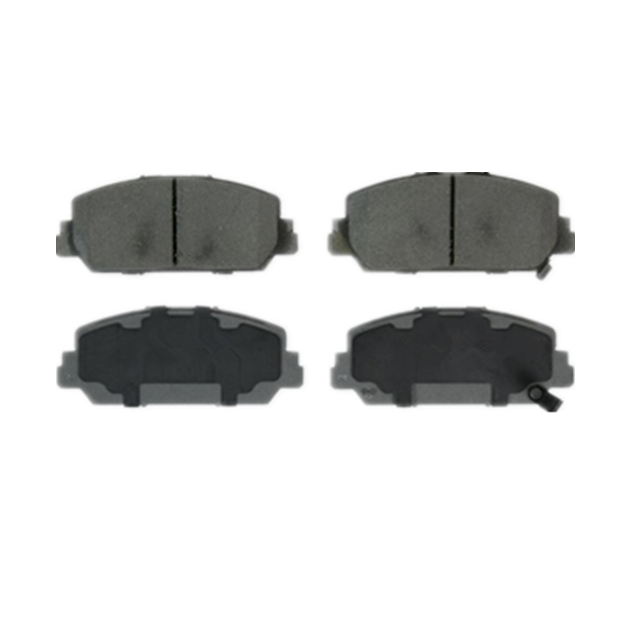 Less dust professional high performance car parts brake pads D1697 for <strong>Acura</strong> RDX RLX Spirior