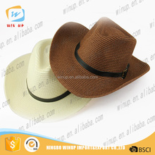 Fashion sunhat sombrero lady straw hat women summer beach cap wide brim hat